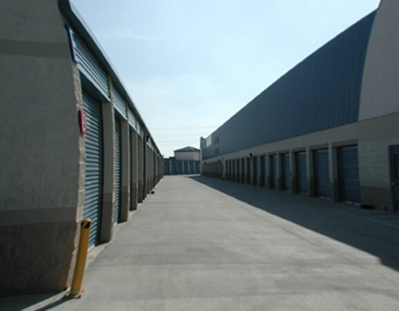 Outside facility units