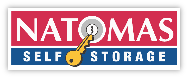Natomas Self Storage Logo