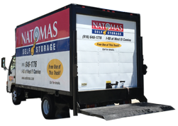Natomas Moving Truck